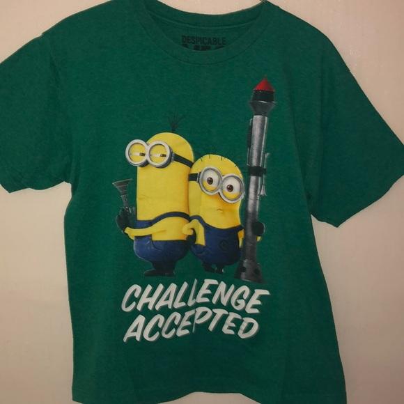 Universal Other - Green Minions T-Shirt